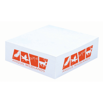 "Picture of BIC® 3"" x 3"" x 1"" Value Non-Adhesive Cube"