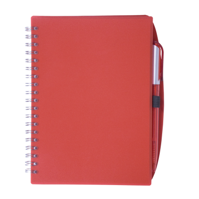 Picture of Spiral Notebook with Pen