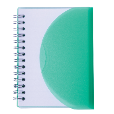 Picture of Spiral Curve Notebook Medium