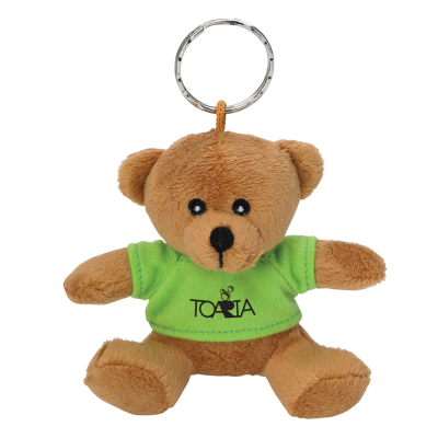 Picture of Custom Mini Bear Key Chain
