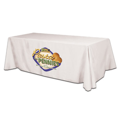Picture of 8 Foot Full Color Table Cover