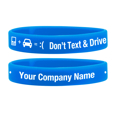 Picture of Don't Text and Drive Wristband