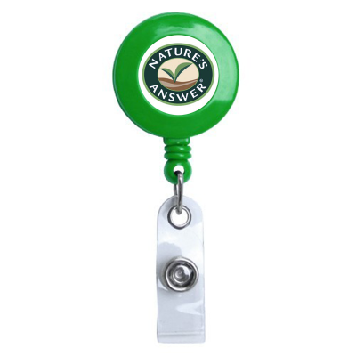 Picture of Custom Retractable Badge Holder