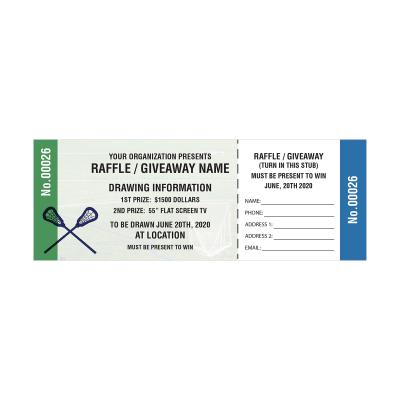 Picture of Lacrosse Fundraiser Tickets