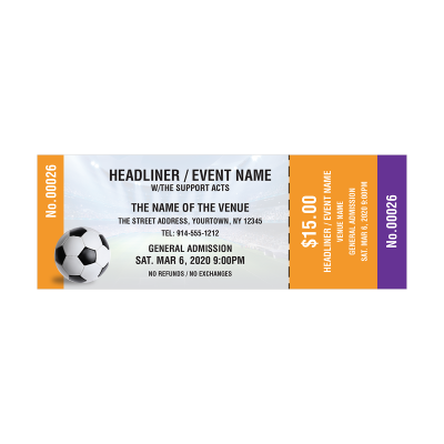 Picture of Soccer Event Tickets