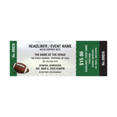 Picture of Football Event Tickets