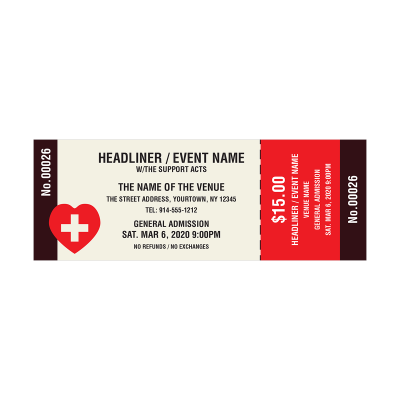 Picture of Medical Event Tickets