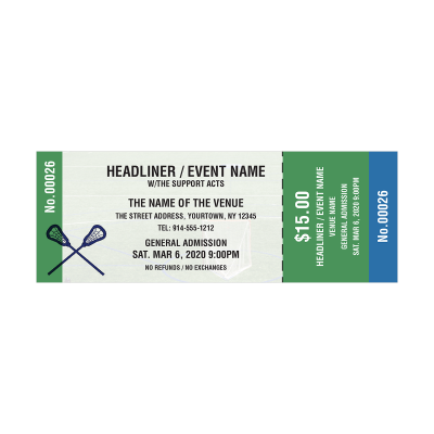 Picture of Lacrosse Event Tickets