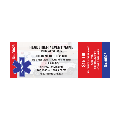 Picture of EMT Event Tickets