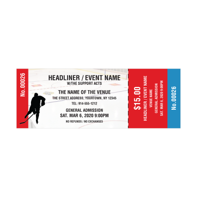 Picture of Hockey Event Tickets