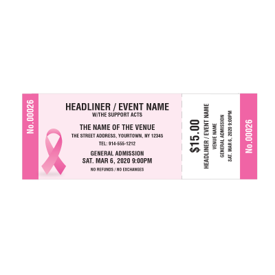 Picture of Breast Cancer Awareness Event Tickets