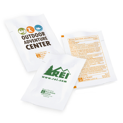 Picture of SPF 30 Sunscreen Wipes