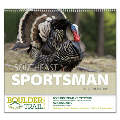 Picture of Southeast Sportsman Wall Calendar