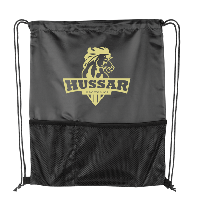 Picture of Half-Time Mesh Drawstring Backpack