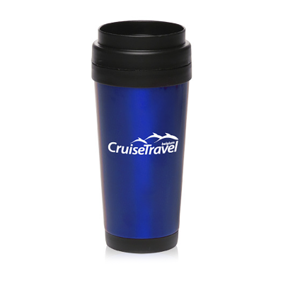 Picture of Budget Stainless Steel 16 oz. Tumbler