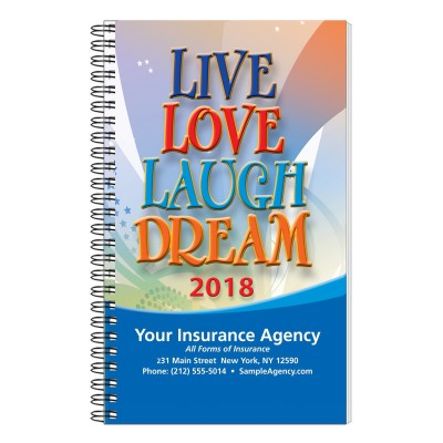 Picture of Live Love Laugh Dream Diary (CB17)