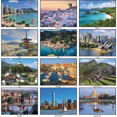 Picture of Destination Dreams Wall Calendar