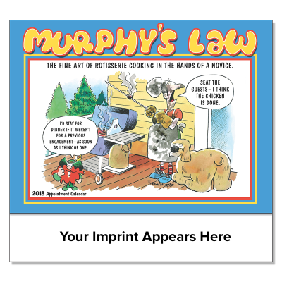 Picture of Murphy's Law Wall Calendar