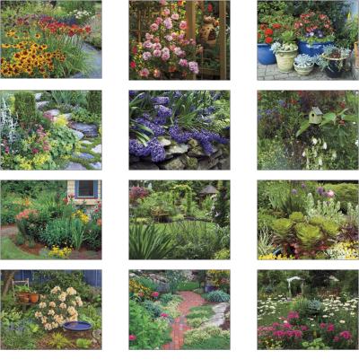 Picture of Garden Walk Wall Calendar