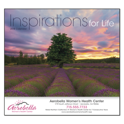Picture of Inspirations for Life Wall Calendar