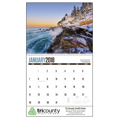 Picture of National Parks Wall Calendar