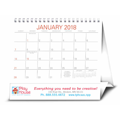 Picture of Contemporary Quotes Large Desk Calendar