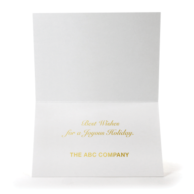 Picture of Classic Season's Greetings Greeting Card
