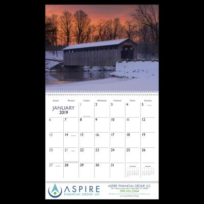 Picture of Bridges Wall Calendar