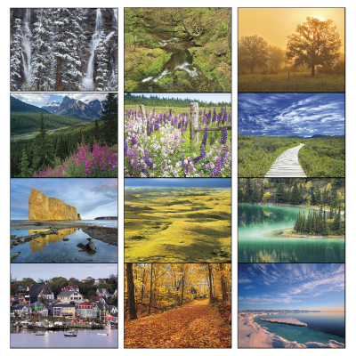 Picture of Scenic Canada Wall Calendar