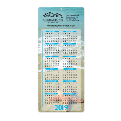 Picture of Starfish Envelope-Size Calendar