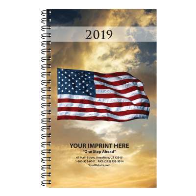 Picture of American Flag Diary (CB04)