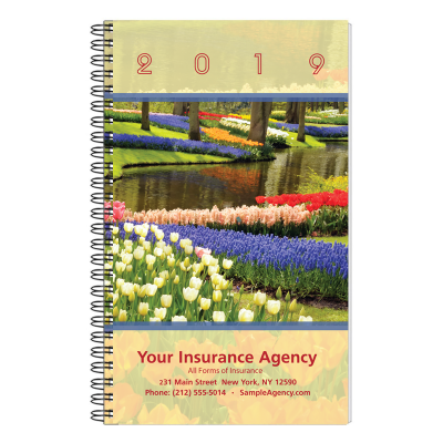 Picture of Spring Flowers Diary (CB28)