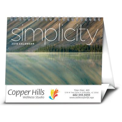 Picture of Simplicity Large Desk Calendar
