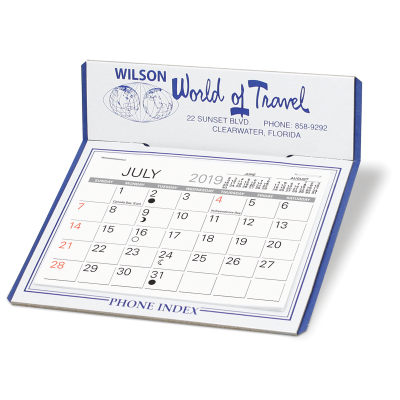 Picture of Valoy Desk Calendar