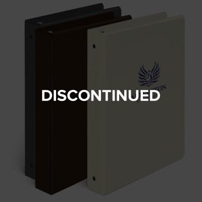 Picture of Silk Screened Vinyl Binders (Legal Sized)