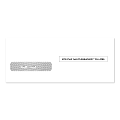 Picture of 1042S Single Window Tax Envelope (2121)