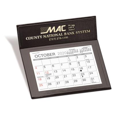 Picture of Black Jewel Desk Calendar