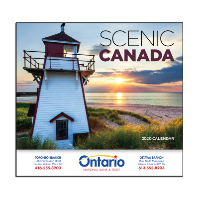 Picture of Scenic Canada Wall Calendar