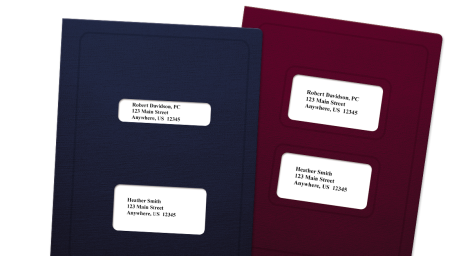 Tax Software Folders