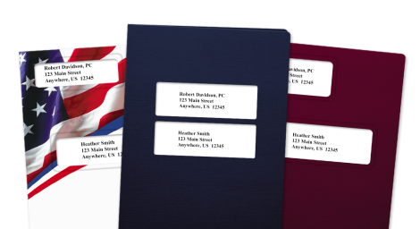 Creative Solutions® Compatible Tax Folders