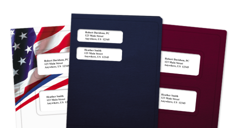 Intuit® Compatible Tax Folders