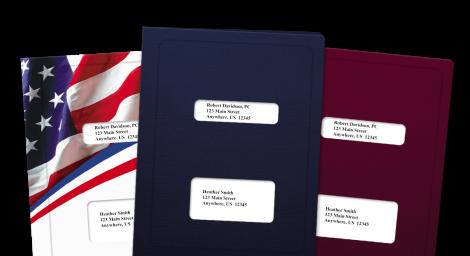 TRX Pro® Compatible Tax Folders