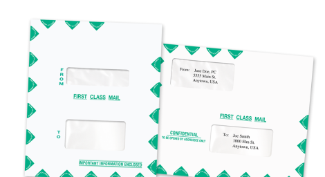AccuTax® Tax Envelopes