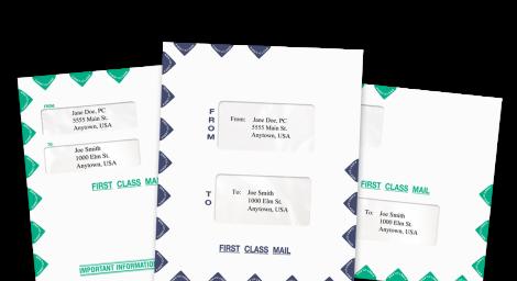 Lacerte® Tax Envelopes