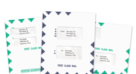 ProSeries® Tax Envelopes