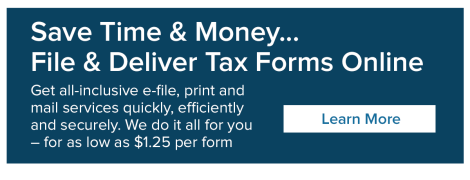 1099 Tax Forms