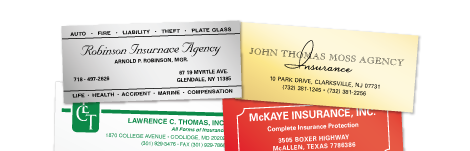 Insurance Policy Labels