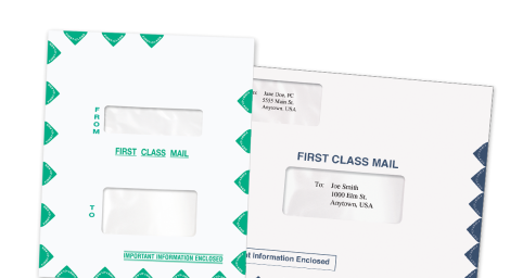 Refunds Today® Tax Envelopes