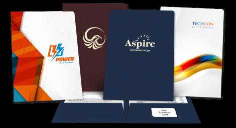2-Pocket Folders (Letter Size)