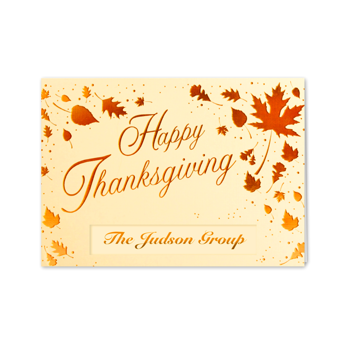 Thanksgiving Greeting Card Mines Press